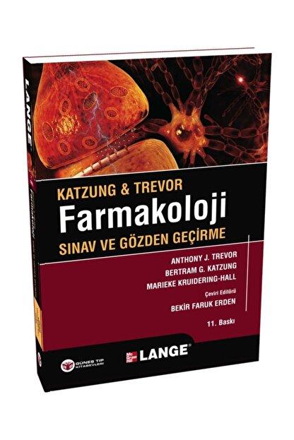 Güneş Tıp Kitabevi Katzung & Trevor Farmakoloji Sınav Ve Gözden Geçirme