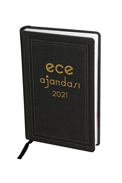 Ece Ajandası 2021 Anadolu 17x25 Ticari Ajanda  Kasa Ajandası