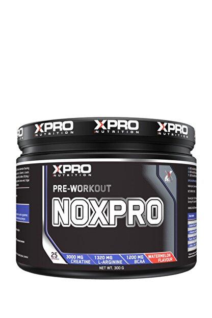 Xpro Nutrition Noxpro Pre-workout 300gr - Karpuz Aromalı