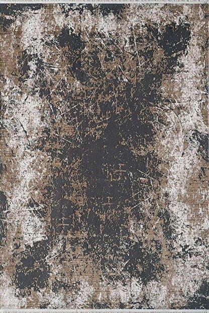 Pierre Cardin Orient Ro07b 100 X 190 Cm Kahve Beyaz Siyah