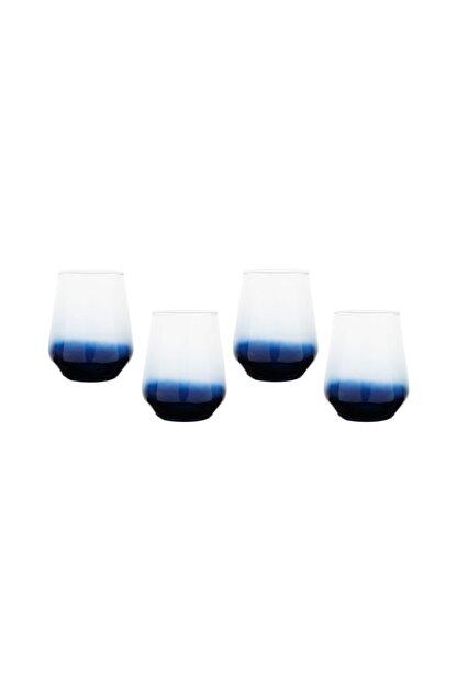 Mudo Concept Lora 4lü Meşrubat Bardağı Seti -navy 425ml