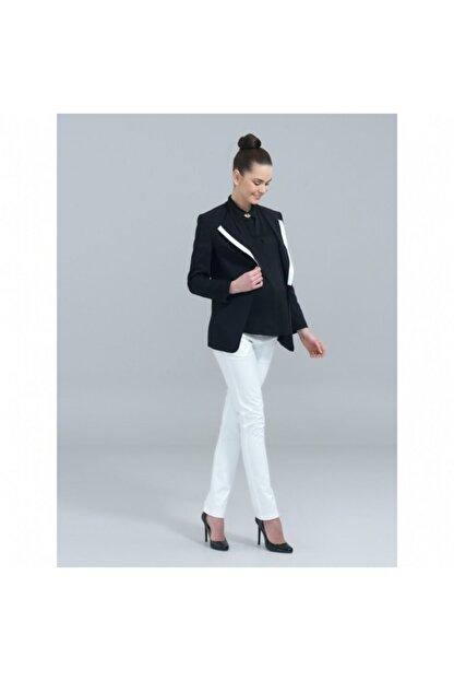 Charismom Kadın Siyah Brooklyn Blazer 740 Lacıvert xl