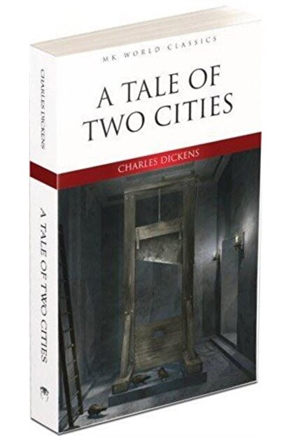 MK Publications A Tale Of Two Cities İngilizce Roman