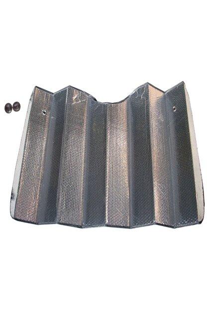 Gojo Metalize Köpüklü Ön Cam Araç Güneşliği 60x130 Cm