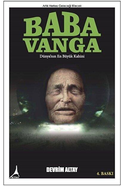 Alter Yayınları Baba Vanga