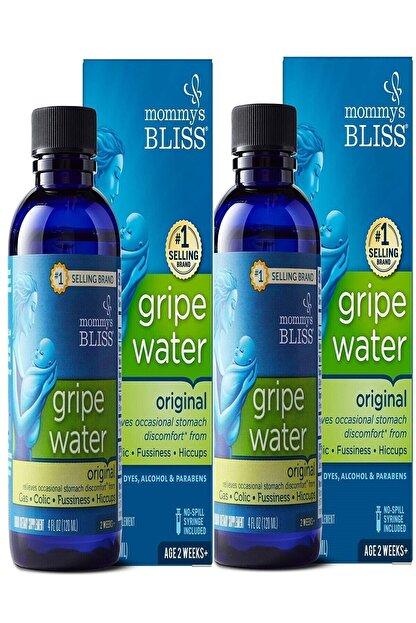 Mommy's Bliss Gripe Water Original 120ml Gaz Giderici Damla- 2 Adet