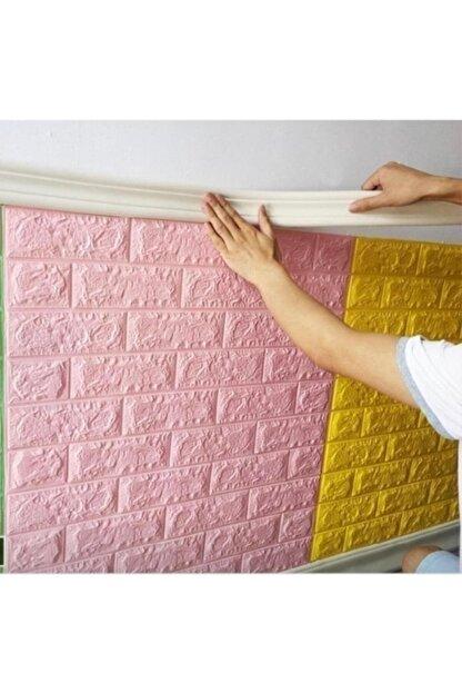 Renkli Duvarlar Nwçıta01 Beyaz 8cm-117cm Dekoratif Yapışkanlı Kenar Çıtası