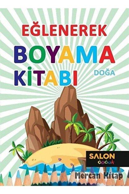 Salon Yayınları Doğa / Eğlenerek Boyama Kitabı