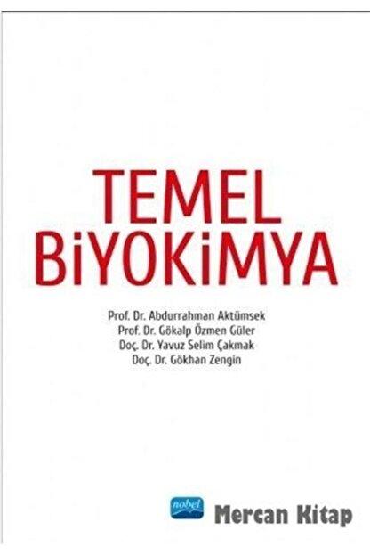 Nobel Akademik Yayıncılık Temel Biyokimya