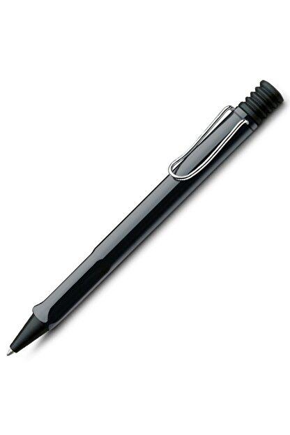Lamy Tükenmez Kalem Safari Parlak Siyah 219s Siyah Iç Kalem