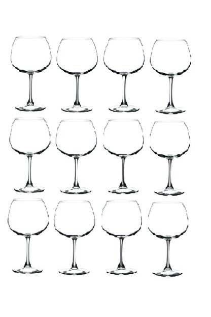 Paşabahçe Enoteca Şarap Kadehi 12'li Büyük Kadeh Bardak