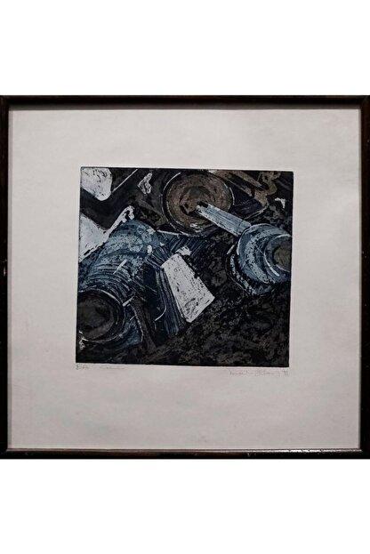 Benim Koleksiyonum Ismail Ilhan - Gravür