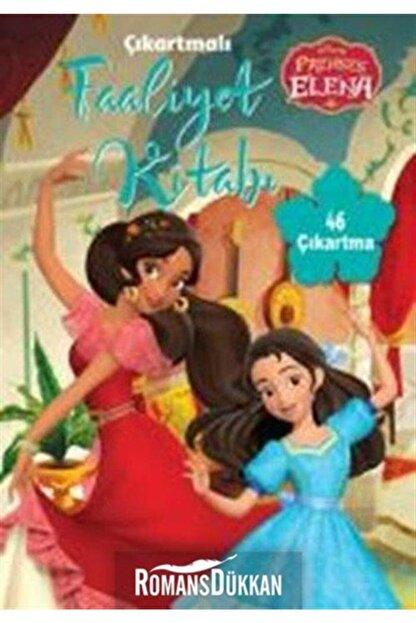 Doğan Egmont Yayıncılık Disney Prenses Elena Çıkartmalı Faaliyet Kitabı