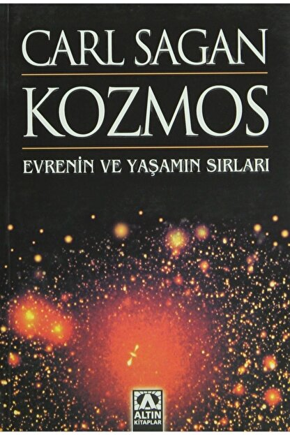 Altın Kitaplar Carl Sagan Kozmos