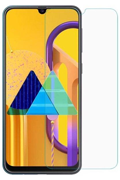 NewFace Samsung Galaxy M31 Kırılmaz Ekran Koruyucu Temperli Cam