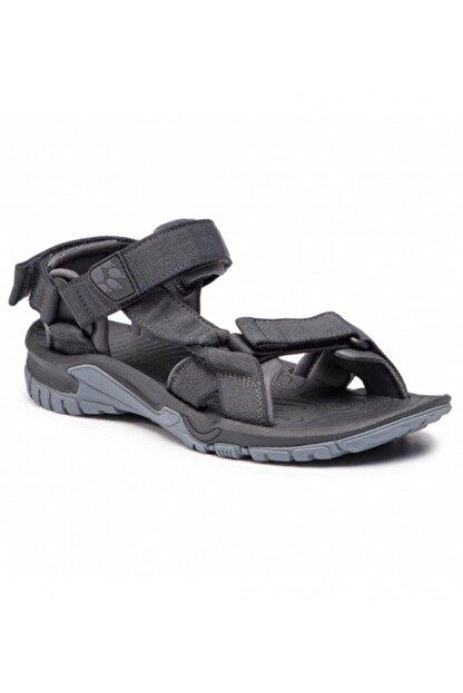 Jack Wolfskin LAKEWOOD RIDE M Antrasit Erkek Sandalet 101106857