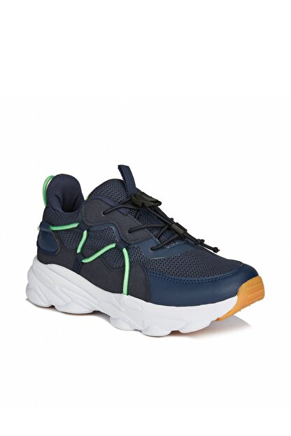 Vicco Baxi Unisex Çocuk Lacivert Sneaker