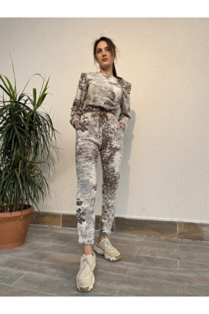 Loreen Uzun Kollu Eşofman Takımı