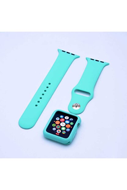 DIJIFABA Apple Watch 42mm Zore 3 In 1 Klasik Kordon
