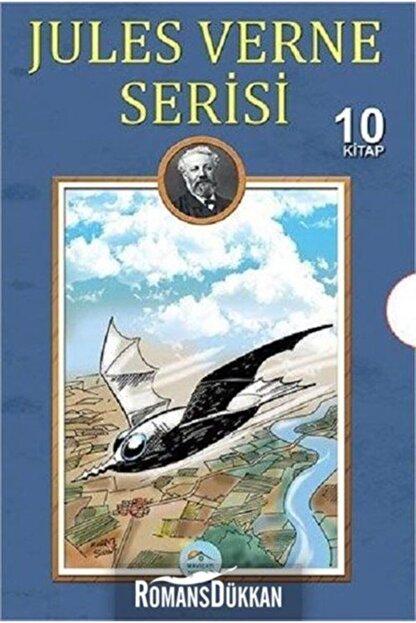 Mavi Çatı Yayınları Jules Verne Serisi Seti 10 Kitap Takım