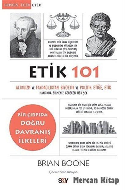 Say Yayınları Etik 101