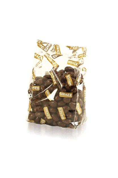 Elvan Bonbon Chipsy Kakao Kaplı Badem Şekilli Bisküvi Draje 500 Gr. (1 Poşet)