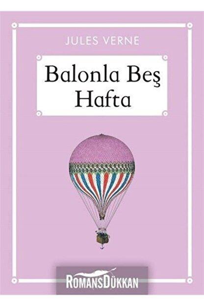 Arkadaş Yayınları Balonla Beş Hafta