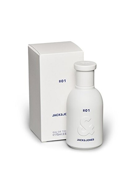 Jack & Jones Jac#01 White Jj Fragrance 40 Ml