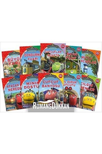 Timaş Yayınları Çufçuflar (10 Kitap Takım) & Hikayelerle Değer Eğitimi