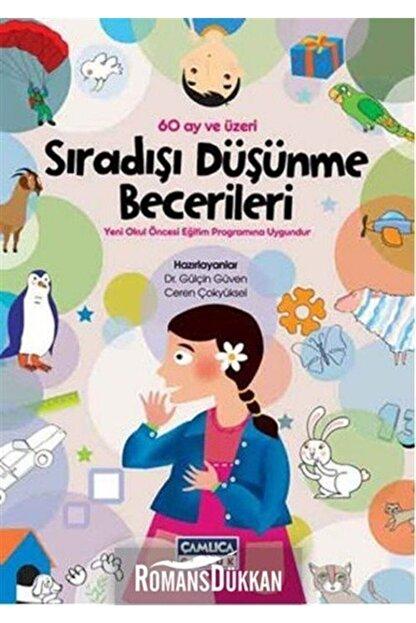 Çamlıca Çocuk Yayınları Sıradışı Düşünme Becerileri