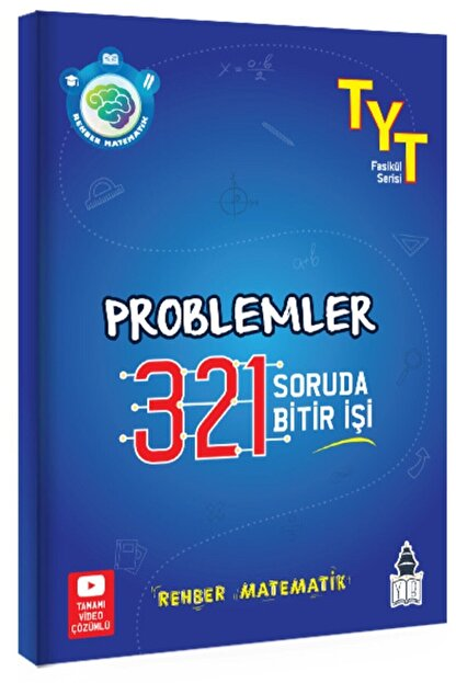 TONGUÇ AKADEMİ YAYINLARI Tonguç Akademi 321 Rehber Matematik - Problemler 2021