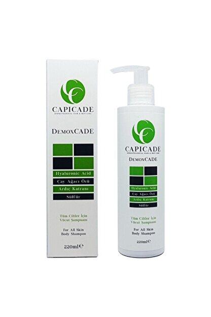Capicade Demoxcade Vücut Şampuanı 220 ml