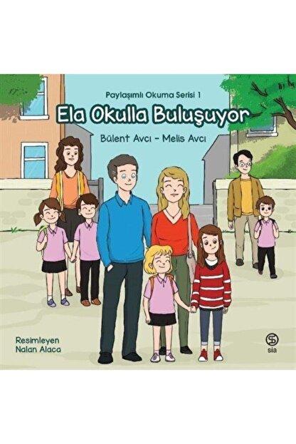 Sia Kitap Ela Okulla Buluşuyor / Paylaşımlı Okuma Serisi 1