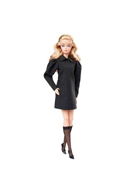 Barbie Koleksiyon Siyahın Asaleti Bebeği Ght43