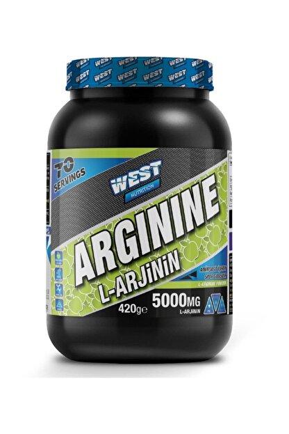 West Nutrition L Arginine ( Arjinin ) 420 Gr Yeşil Elma Aromalı