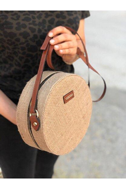 Lebina Kadın Hasır Çanta