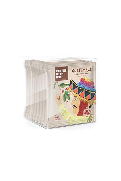 Coffeebeanbox Pratik Filtre Kahve Guatemala 10'lu Kutu