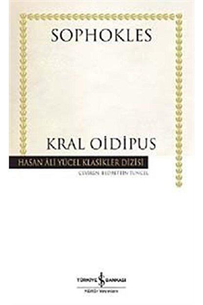 İş Bankası Kültür Yayınları Kral Oidipus Karton Kapak