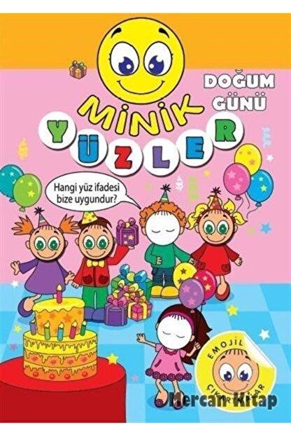Revzen Kitap Minik Yüzler - Doğum Günü