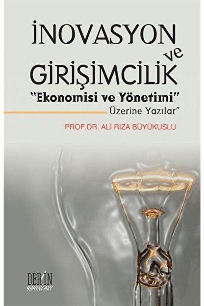 Derin Yayınları Inovasyon Ve Girişimcilik Ekonomisi Ve Yönetimi Üzerine Yazılar