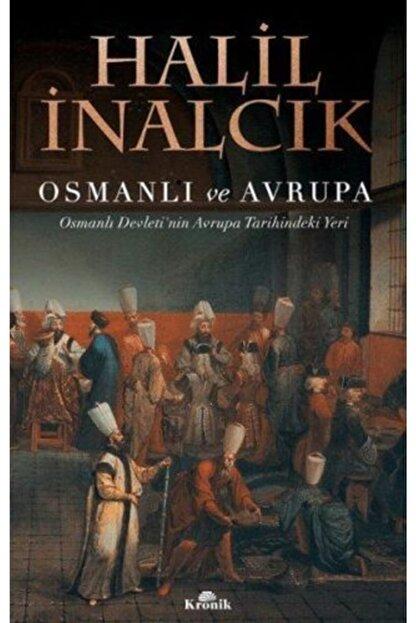 Kronik Kitap Osmanlı ve Avrupa