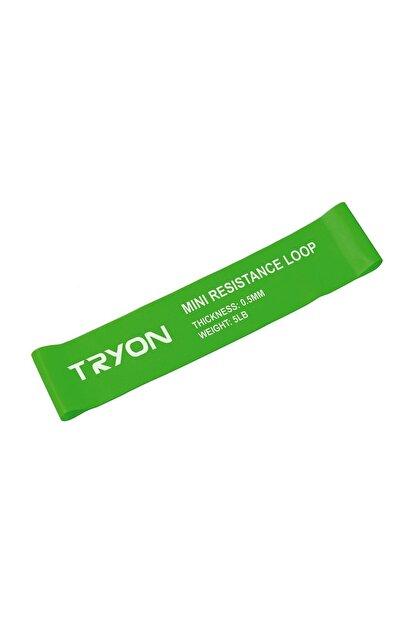 TRYON Yeşil Güç Lastiği Bnd-105 - 0,5 mm Hafif