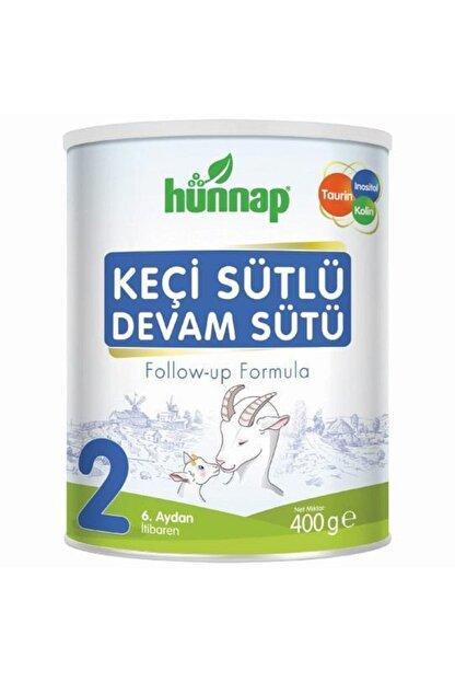 Hünnap Keçi Sütlü Devam Sütü 2 400g