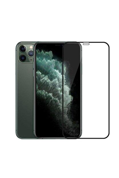 Kralphone Iphone 11 Pro Kavisli Tam Kaplayan 5d Kırılmaz Ekran Koruyucu