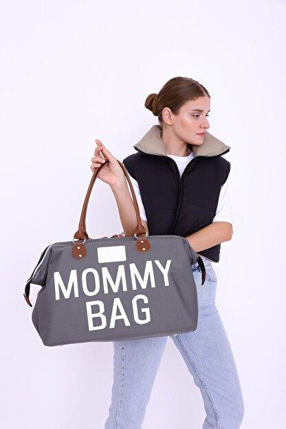 Derima Çanta Siyah Anne Bebek Bakım Çantası Mommy Bak