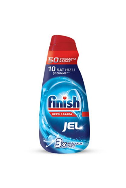 Finish Hepsi Bir Arada Konsantre Jel 1000 ml