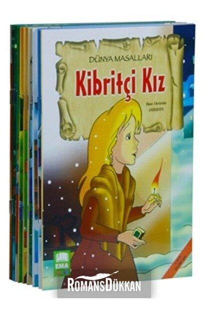Ema Çocuk Dünya Masalları Seti 10 Kitap Takım Küçük Boy