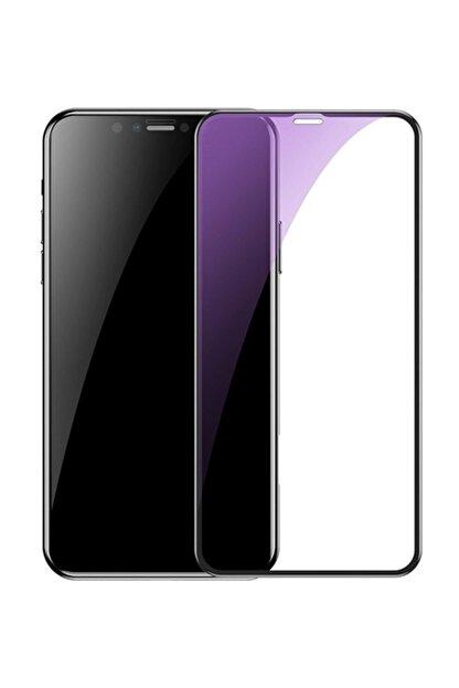 Baseus Iphone 11/6.1 Iphone Xr 3d Anti Blue Light Cam Koruyucu 2 Adet Siyah