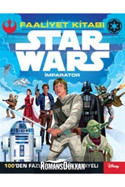 Doğan Egmont Disney Starwars - Imparator - Faaliyet Kitabı