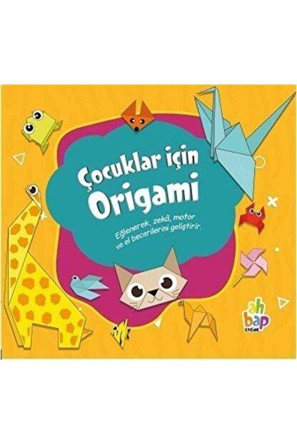 Ahbap Kitap Çocuklar Için Origami